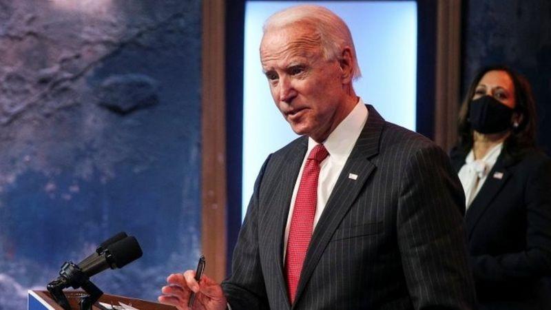 """Biden presenta un plan de ayuda económica """"para los estadounidenses que más la necesitan"""""""