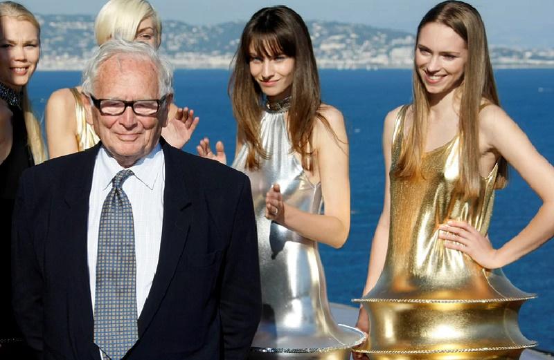 Fallece el diseñador de moda francés Pierre Cardin a los 98 años