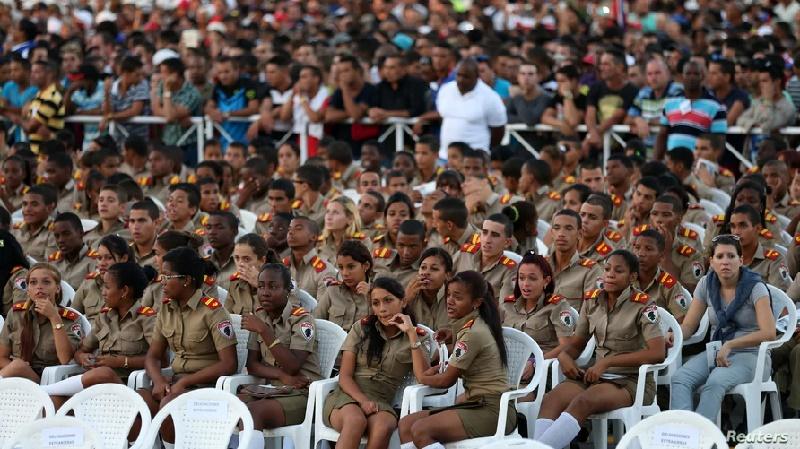 EE.UU. reingresa a Cuba a lista de patrocinadores del terrorismo