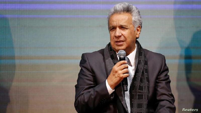 Presidente de Ecuador viajará a EE.UU. para gestionar entrega rápida de vacunas