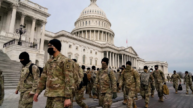 Mayor seguridad mientras alcaldesa de Washington desalienta a asistir a juramentación de Biden