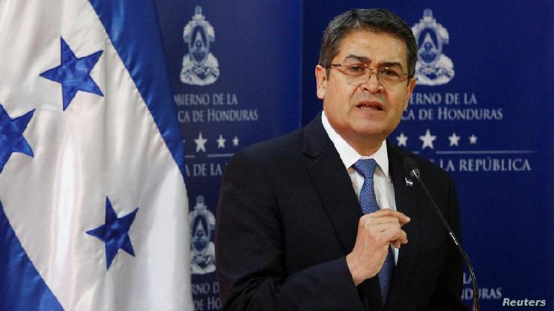 """EE.UU. advierte a Honduras: """"No nos esconderemos a la hora de denunciar a ningún líder"""""""