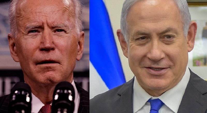 Biden llama al primer ministro israelí Benjamín Netanyahu