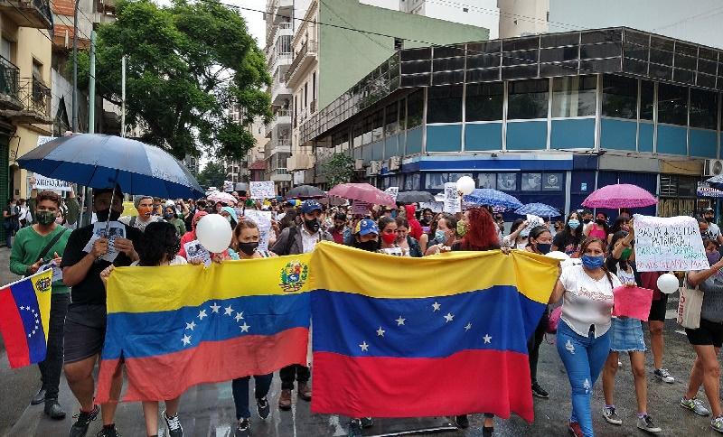 """Detención de agresor a venezolana en Argentina marca """"precedente"""""""