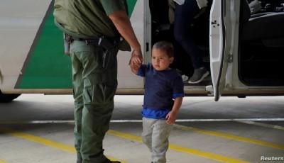 menores centroamericanos para emigrar a EE.UU.