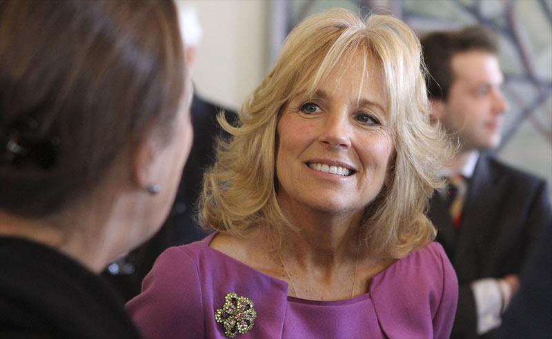 primera dama Jill Biden