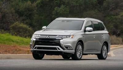 Mitsubishi Outlander PHEV del 2021