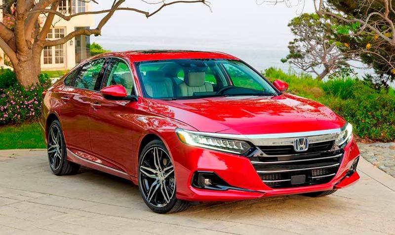 Honda Accord híbrido del 2021