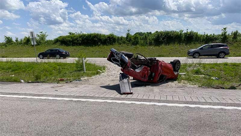 accidente mortal en la US 50