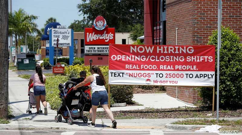 Solicitudes de ayuda por desempleo en EE. UU.
