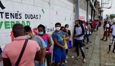 atención de inmigrantes en México y Centroamérica