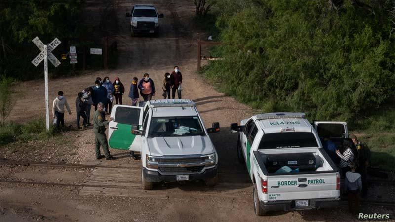 inmigrantes capturados
