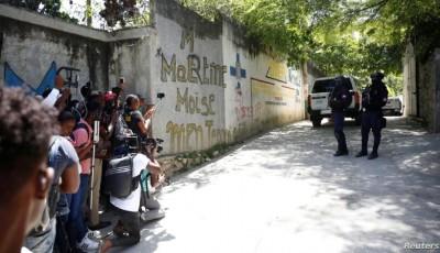 sospechosos del magnicidio en Haití