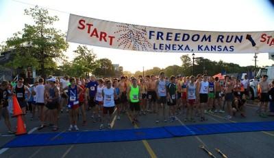 Lenexa Freedom Run