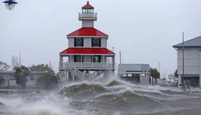 El huracán Ida