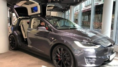 sistema de piloto automático de los Tesla
