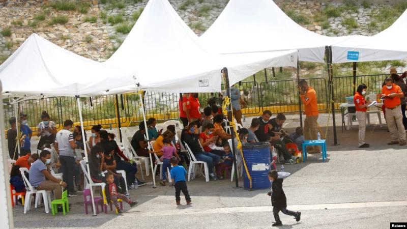 programa para reunificar a menores centroamericanos