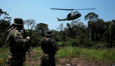 Biden acusa a Venezuela y Bolivia