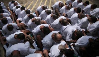 Arrestados tres miembros de la Mara Salvatrucha