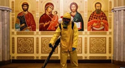 Rusia supera otro récord diario de muertes por COVID-19